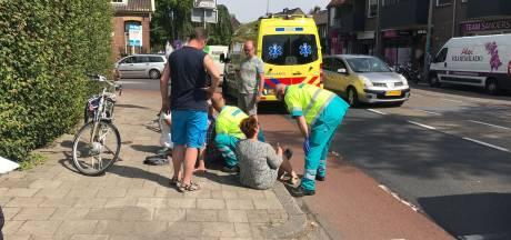 Fietser slecht aanspreekbaar na ongeval in Almelo
