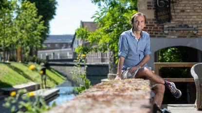 """Drie maanden na schoonvader verliest ook Filip (42) strijd tegen kanker: """"Hij heeft hard gevochten, maar de laatste dagen kon hij niet meer"""""""