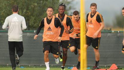 Benteke, Fellaini en Mignolet passen voor Schotland, Roef als vierde doelman bij de selectie