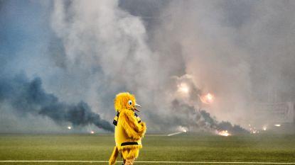 Na rellen STVV-Genk: hooligans krijgen stadionverbod
