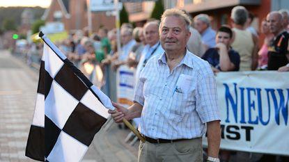 Hubert organiseert al 34 jaar koersen