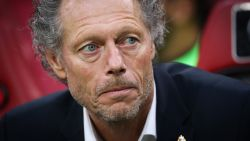 """Preud'homme zwaar ontgoocheld: """"Mijn spelers hebben het moeilijk om een tactisch plan te volgen"""""""