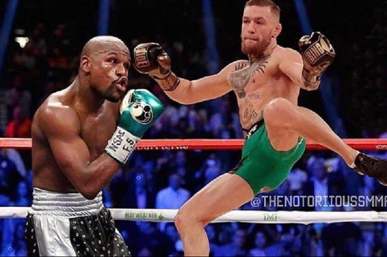 boxkampf mayweather mcgregor geld