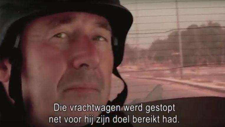 Rudi Vranckx in 'IS in het vizier'.