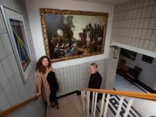 De 'David' van het SNS Historisch Centrum in Kampen is klaar voor de toekomst