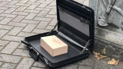 Verdacht pakket in Wok Time Restaurant blijkt na tussenkomst explosievenhond... doosje sigaren