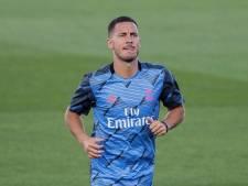 Hazard kritisch na eerste jaar Real: 'Dit was mijn minst goede seizoen'