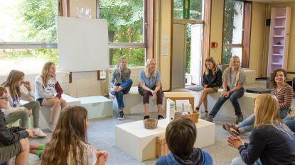 Nieuwe freinetschool Keerpunt gestart in verlaten textielfabriek Santens