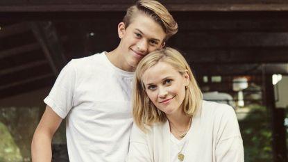 Zoon Reese Witherspoon brengt eerste single uit
