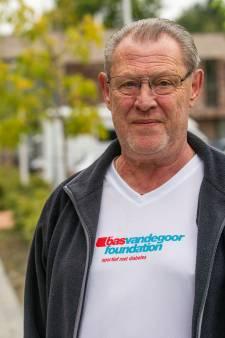Jan Baaijens uit Veldhoven: 'Als het niet mag, wordt het juist lekker'