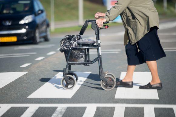 Vooral kinderen tussen 7 en 17 jaar en 65+'ers lopen meer gevaar in het verkeer.