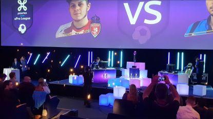 FT België. Moeskroen wint de Pro League... op PlayStation - Lierse Kempenzonen moet nieuwe coach zoeken