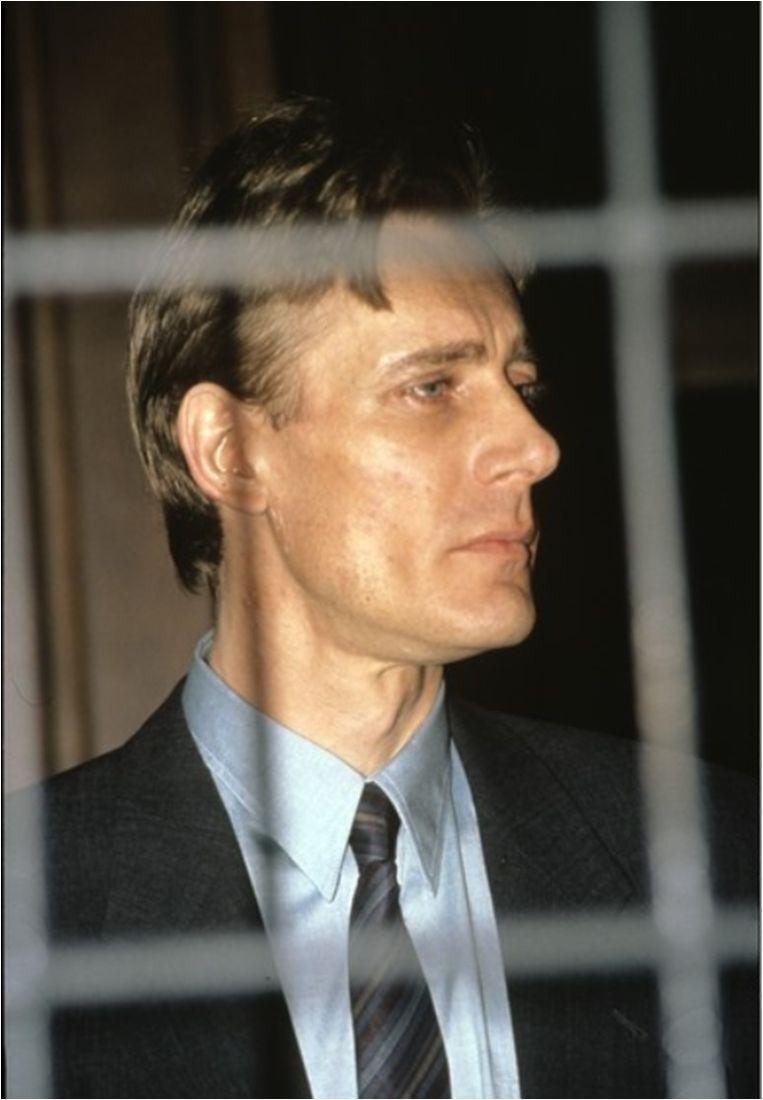 Patrick Haemers stierf op 14 mei 1993, verhangen aan een radiator.