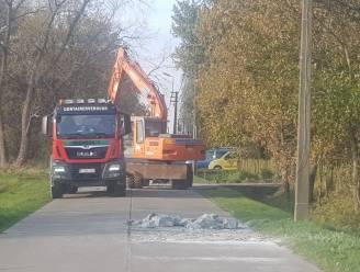Betonvakken Overslagdijk worden hersteld: vijftal dagen rondrijden