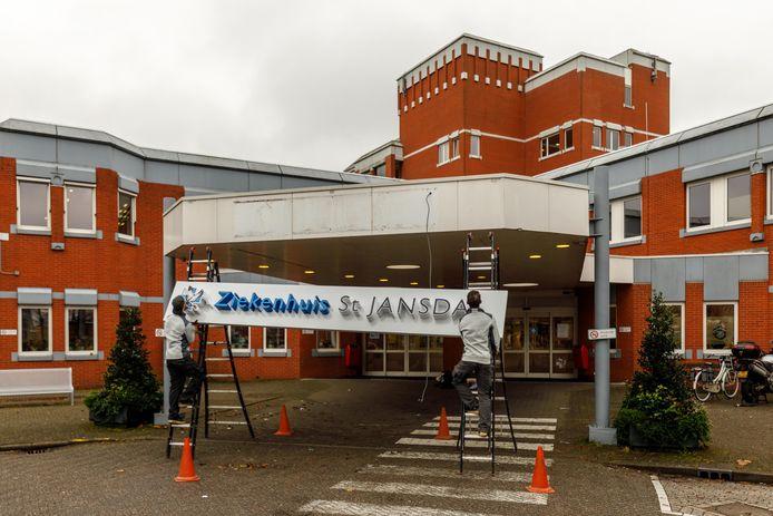 St Jansdal nam het failliete MC IJsselmeerziekenhuis eind februari over.