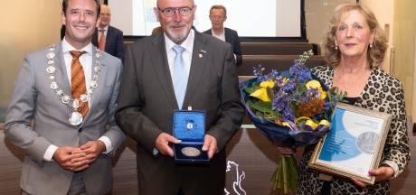 Dim van Rhee ontroerd bij benoeming ereburger van Harderwijk