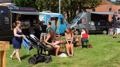 Foodtruckfestival SMA(A)K strijkt neer in Herent