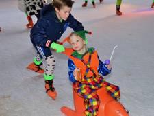 Veghel on Ice nestelt zich op Markt