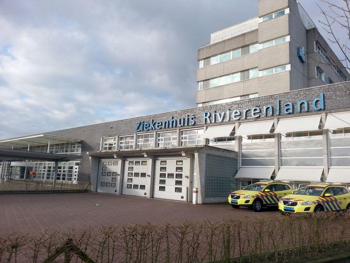 De recente ontdekking van het coronavirus in Nederland heeft geen gevolgen voor het Ziekenhuis Rivierenland in Tiel.