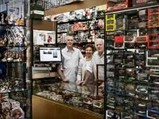 Waar kan de Sint nog speelgoed vinden in het centrum van Breda?