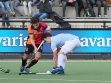 Mannen Oranje-Rood niet opgewassen tegen landskampioen Bloemendaal: 2-4