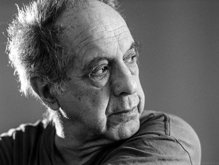 Fotograaf en filmmaker Robert Frank in 1996.  Beeld Getty