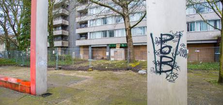 D66 zet zich voor behoud van kunstwerk in Westpoint