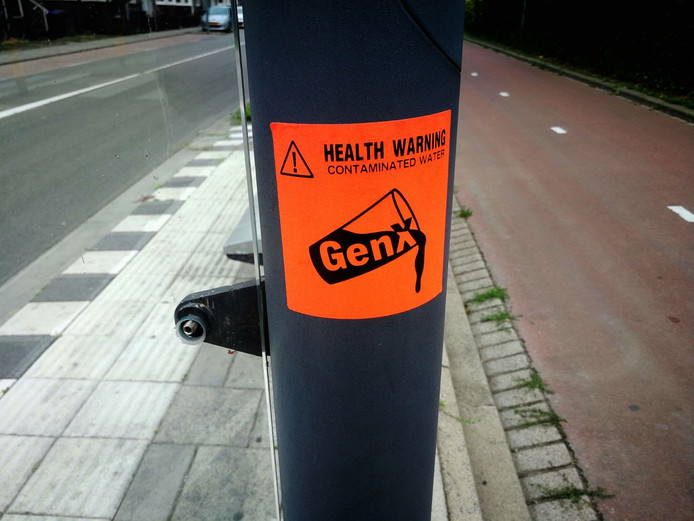 GenX stickers