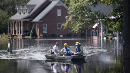 Drie doden en veel schade door storm in South Carolina
