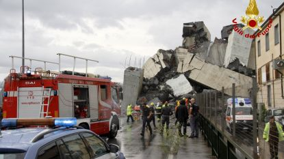 Alles wat we nu weten over tragedie van plots ingestorte brug in Genua
