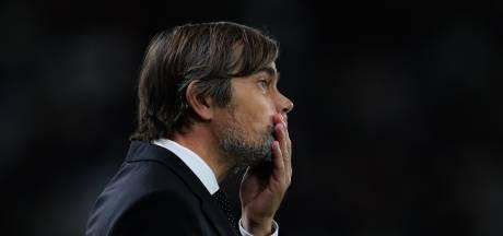 Cocu laat met Derby County opnieuw punten liggen