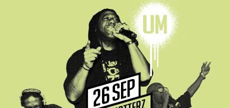 Busy Bee, Jazzy Jay en Coke La Rock op hiphopfestival Urban Matterz in Helmond