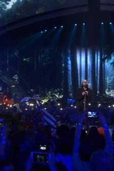 Oekraïne wil borg voor Songfestival terug