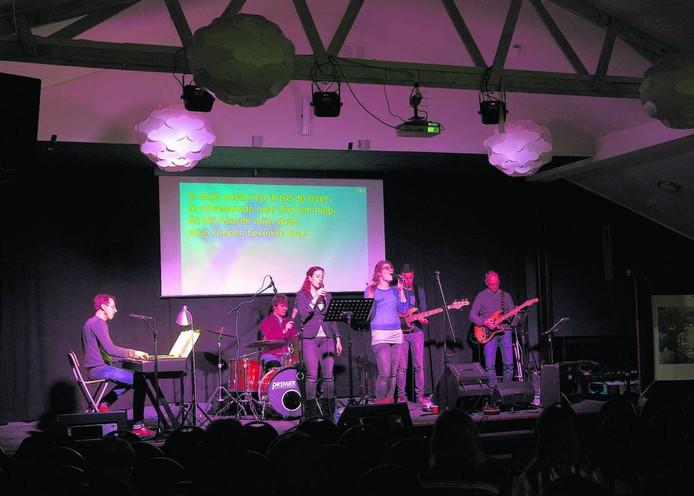 Een concert eerder dit jaar in De Betteld. Foto: Theo Kock