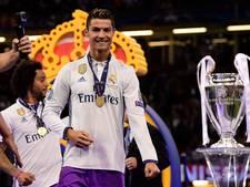 Ronaldo: Heel bijzonder om geschienis te schrijven
