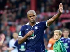 Mise au point à Anderlecht: Kompany capitaine, Davies patron en dehors du terrain