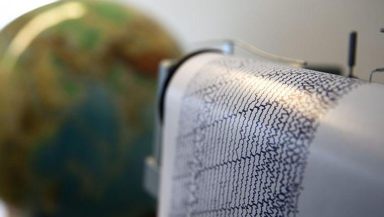 Een seismograaf Beeld anp