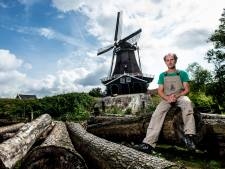 Drama voor Deventer Bolwerksmolen: noodzakelijke kolk voor het hout staat al weken droog