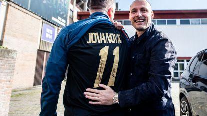 """Jovanovic op bezoek voor topper tussen 'zijn' twee ploegen: """"Trots dat ik geschiedenis heb geschreven bij deze clubs"""""""