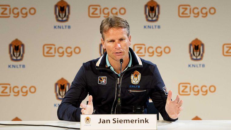 'In theorie zijn zij sterker', aldus Siemerink Beeld anp