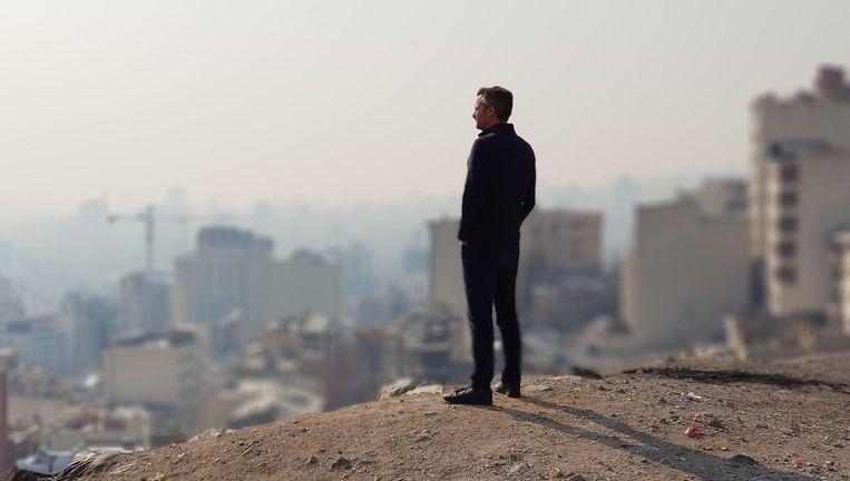 Onze man in Teheran. Beeld VPRO