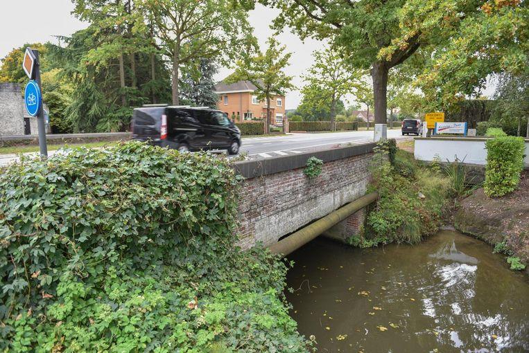 Agentschap Wegen en Verkeer wil de duiker van de Maarkebeek verbreden.