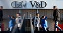V&D ging in december 2015 failliet.