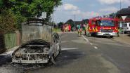Eigenaar uitgebrande Mercedes in Schoot spoorloos