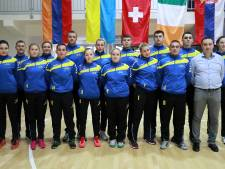Nationaal korfbalteam Oekraïne komt naar Nijverdal