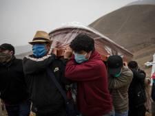 La propagation du virus s'accélère au Pérou