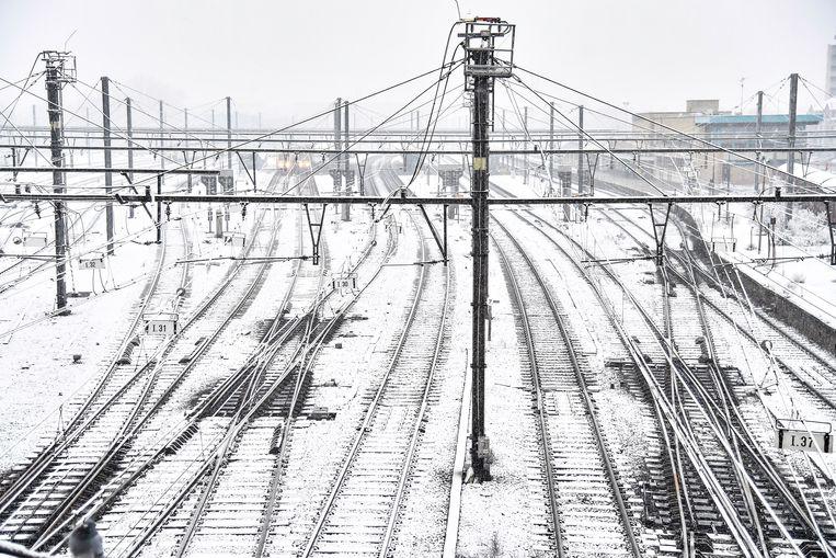 Station van Dendermonde.