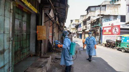 Lockdown in India met twee weken verlengd