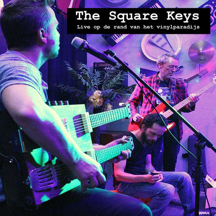 Vinylparadijs uit Geesteren brengt een album uit van The Square Keys.