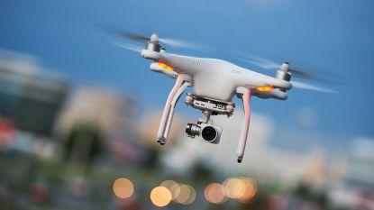 Daten in coronatijden: New Yorker stuurt een drone met zijn nummer op naar dansend buurmeisje